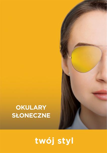 Twój styl - Okulary przeciwsłoneczne