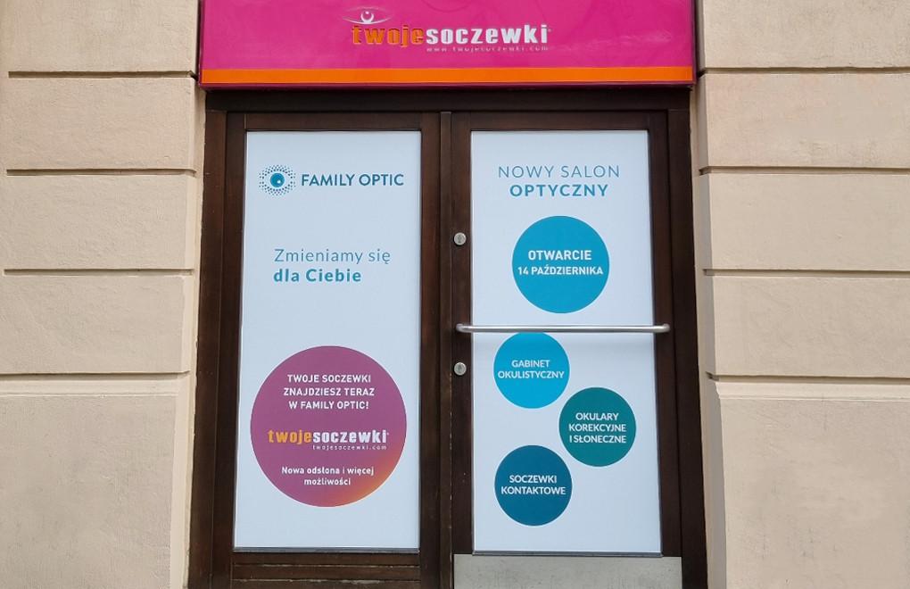 605b8fb390c51c Sklepy stacjonarne Twoje Soczewki Kraków,Salon, ul. Karmelicka