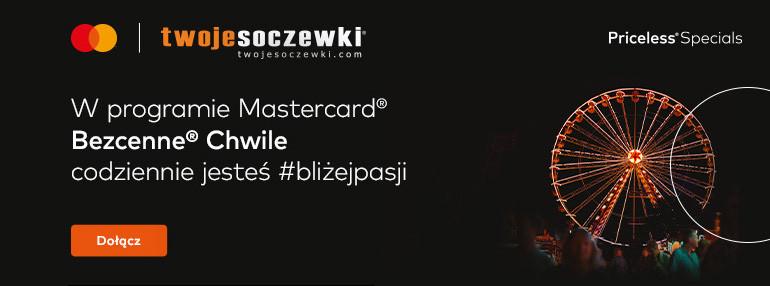 Mastercard® Bezcenne Chwile