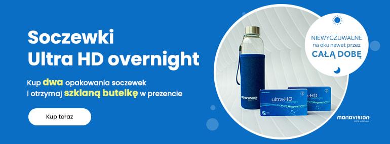 Butelka Monovision w prezencie