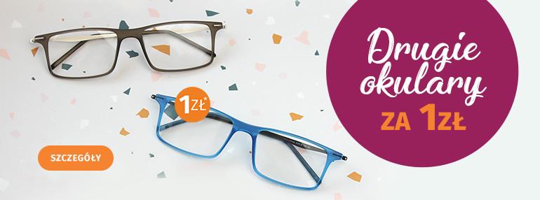 Drugie okulary za 1zł