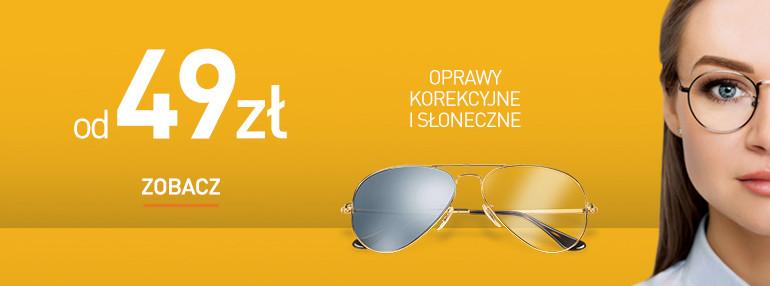 Okulary od49 zł