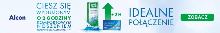Idealne połączenie  Opti free i air optix hydraglyde