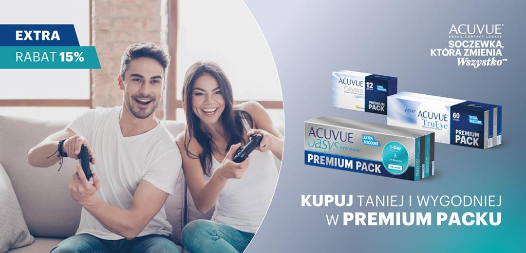 Kupuj taniej i wygodniej w Premium Packu
