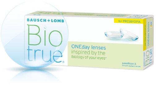Biotrue® ONEday for Presbyopia
