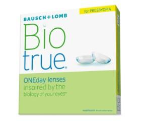 Biotrue® ONEday for Presbyopia 90 soczewek