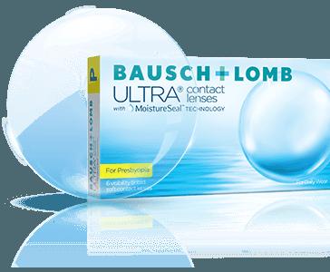 Soczewki kontaktowe Bausch+Lomb Ultra for Presbyopia