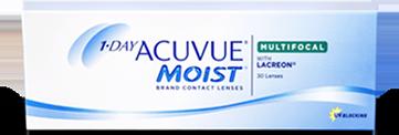 1-Day ACUVUE® MOIST Multifocal opakowanie 30 sztuk