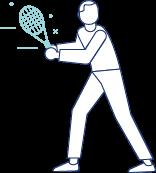 Ikona tenis